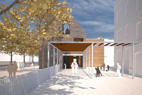 Erweiterungsbau Linden-Grundschule in Velten