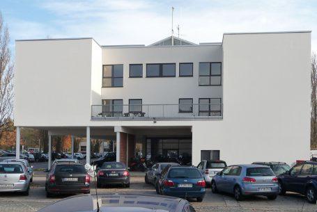Verwaltungsgebäude der Polizeidirektion 4