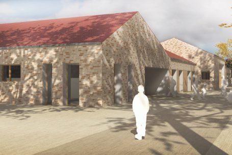 Neubau einer Kindertagesstätte Stadt Brüssow