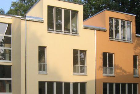 Von Moltke Haus – Neubau eines Hauses für autistische Jugendliche