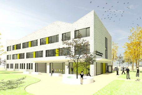 Ausbildungszentrum für Gesundheit und Pflege in Nauen